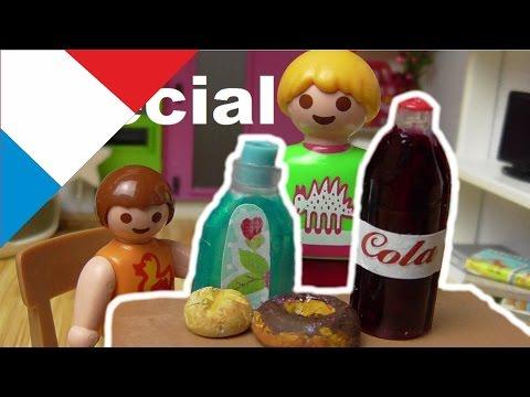 Pimp my Playmobil - Nourriture et autres accessoires - La famille Hauser