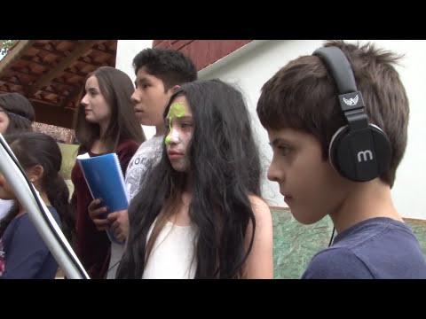 Adrenalina Webserie | Ep. 04 | Exercício De Interpretação Infantil.