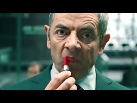 Nice Lipstick | Funny Clip | Johnny English Reborn | Mr Bean Official