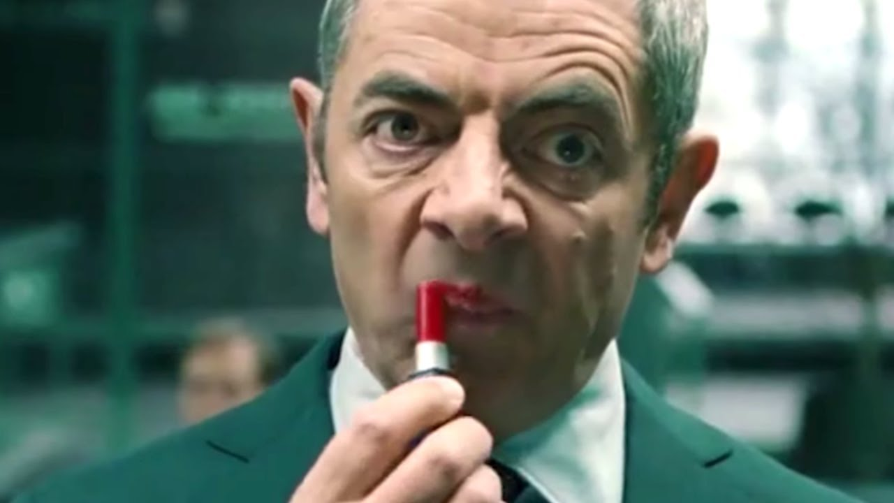 Download Nice Lipstick | Funny Clip | Johnny English Reborn | Mr Bean Official