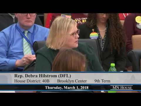House Public Safety and Security Policy and Finance Committee  3/1/18