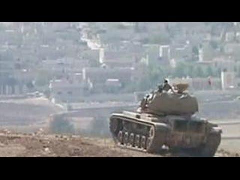 Смотреть Курды ответили Турции на объявление войны онлайн