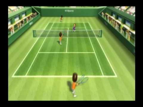 Wii sport tennis doovi - Wii sports resort table tennis cheats ...
