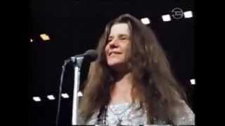Janis Joplin ~ Live in Frankfurt, Germany (RARE Concert Footage)