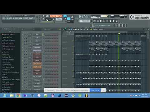 Sarvam Thaala Mayam - A. R. Rahman - FLStudio - Instrumental