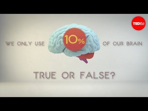 What percentage of your brain do you use? - Richard E. Cytowic