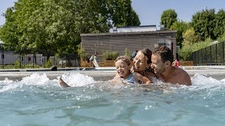 Camping Paris - Sandaya Camping International Maisons-Laffitte - Ile de France - FR