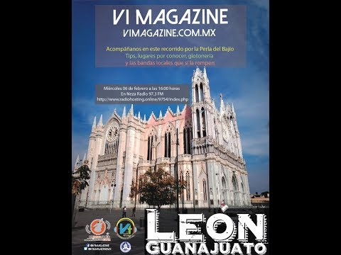 Leon Gto Vi Magazine