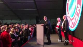 FC Bayern München Jahreshauptversammlung 2016