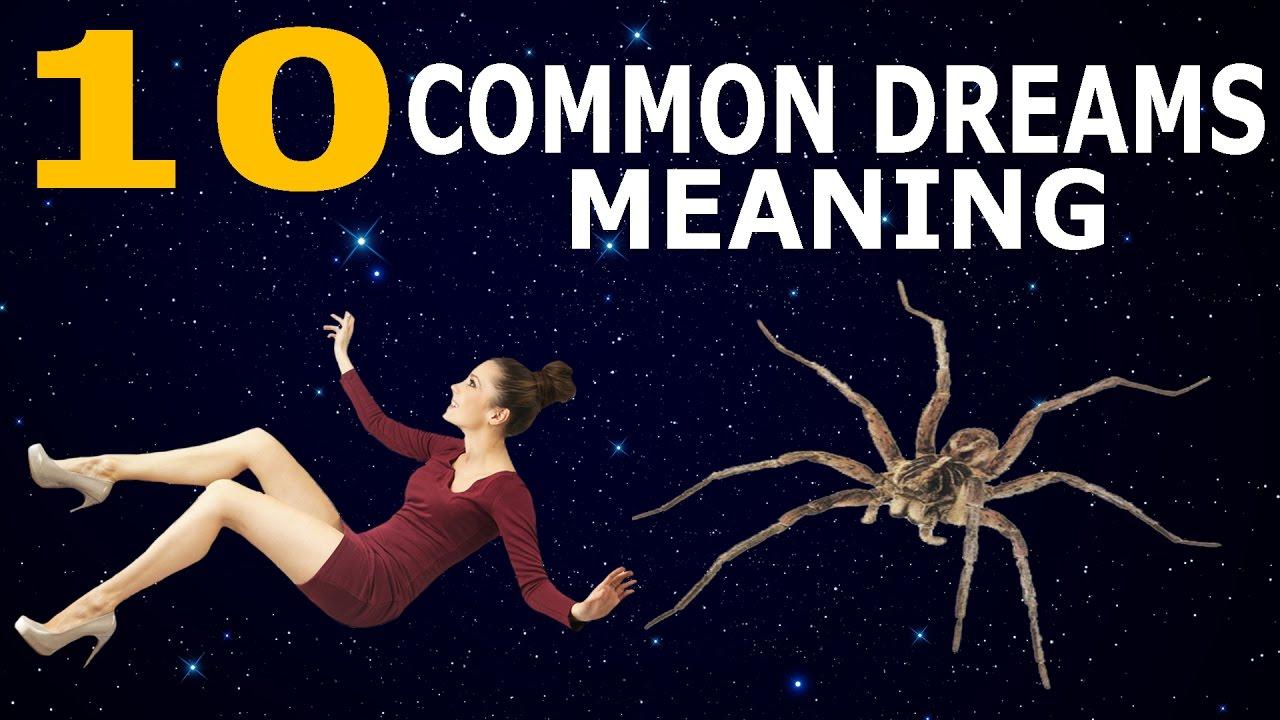 Common dreams explained