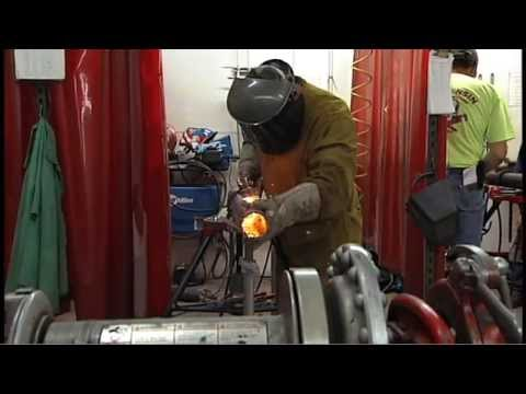 2013 Wis. Pipe Trades UA Apprentice Competition Video