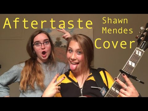 Aftertaste- Shawn Mendes (Cover)