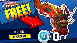 *NEW* How to get the DRAGON GLIDER for FREE in FORTNITE: Battle Royale (Working)