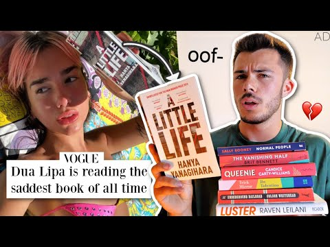 I read every book Dua Lipa has recommended on Instagram (and they broke my heart)