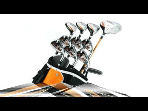 Palm Springs Visa Graphite Steel Golf Set Clubs, Woods, Putter & Golf bag & what it's worth