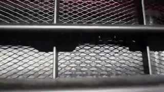 видео Нужна ли на Nissan Qashqai сетка на передний бампер и как ее установить самостоятельно