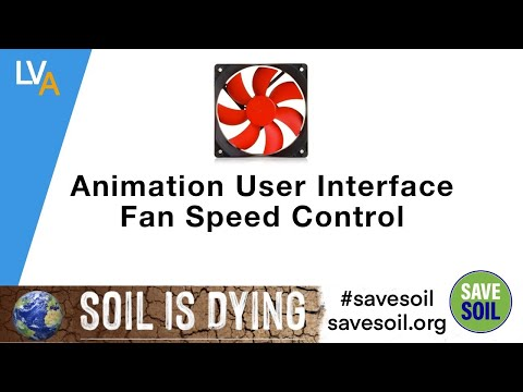 How to make Animated Fan Speed Control in LabVIEW - YouTube
