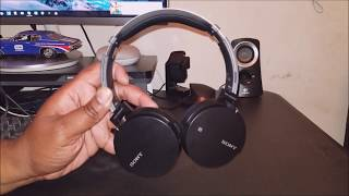 Sony MDR-XB650BT Review