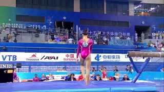 2014 Nanning Worlds - Women's All Around