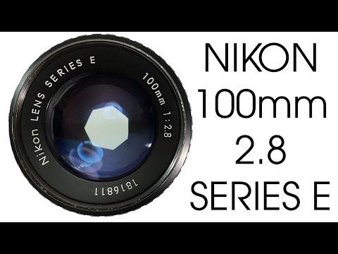 Nikon 100mm f2.8 Series E Lens Review