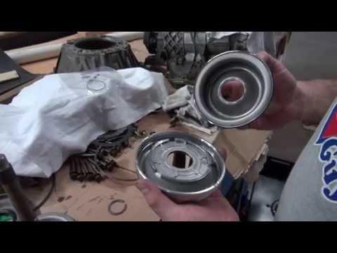 Jaguar XK8 Transmission not Pulling Repair How To Broken A Drum P1722 Code