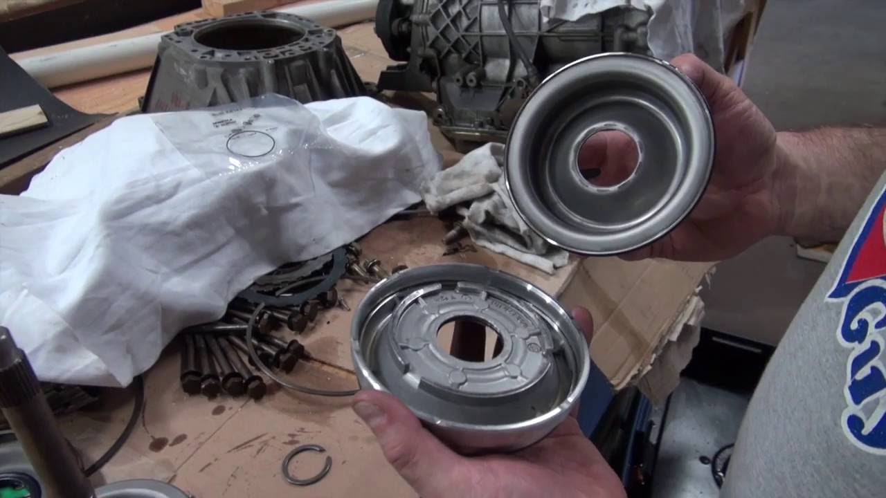 Jaguar XK8 Transmission not Pulling Repair How To Broken A ...