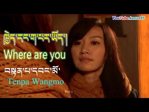 TIBETAN SONG 2014 Kherang Gapayoed By Tenpa Wangmo HD