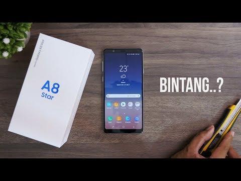 Rp 7,999 JUTA.. Unboxing Samsung Galaxy A8 Star!
