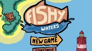 Fishy Waters Walkthrough