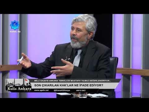 KULİS ANKARA  II Mustafa Yılmaz - Son Çıkarılan Khk'lar Ne İfade Ediyor?