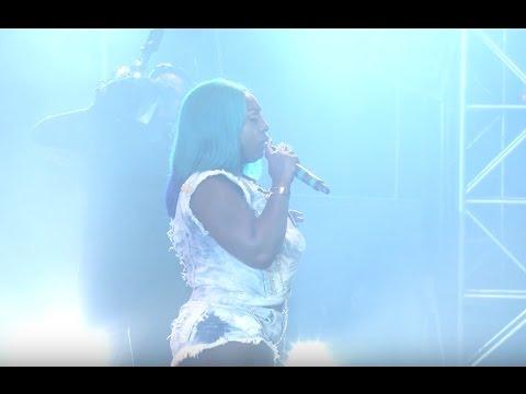Spice: Vybz Kartel Made A Mistake - Magnum Live 2017