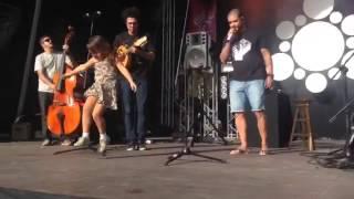 Bossinha Negra em ação - Festim Portugal