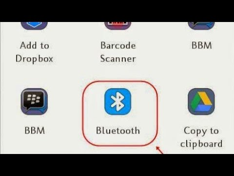 Cara Mengirim Aplikasi Lewat Bluetooth Youtube