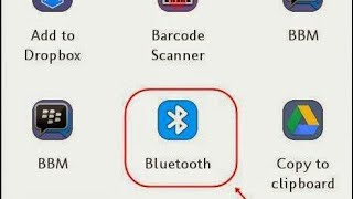 How To Send Share App Using Bluetooth Android Techkai