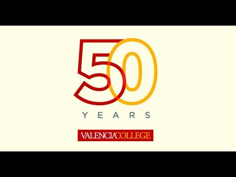 Valencia College 50th Anniversary