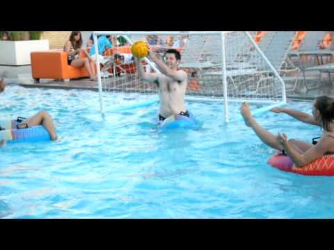 DCSSC Inner Tube Water Polo Week 1
