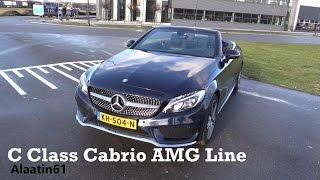 Mercedes-Benz C-Class Cabriolet 2017 Videos