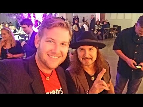 #879 ERIC SINGER of KISS Takes Over My Camera for NYE - Jordan The Lion Daily Travel Vlog (1/2/19)