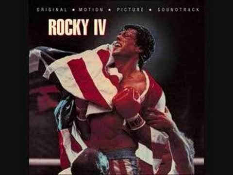 James Brown - Living In America (Rocky IV)