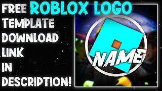 Free Template Roblox Logo (Download Link In Description)