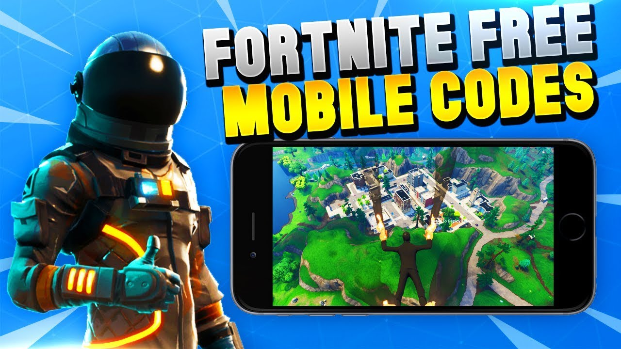 FORTNITE MOBILE IS HERE - HOW TO GET A FREE CODE! iOS ...