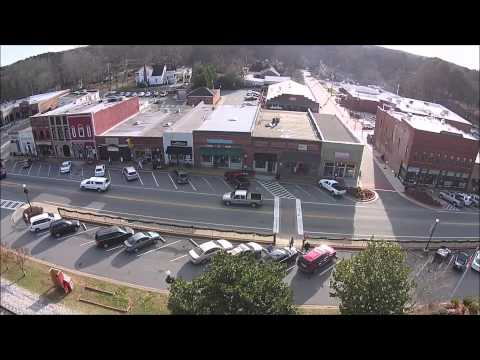 Acworth Georgia Drone Video