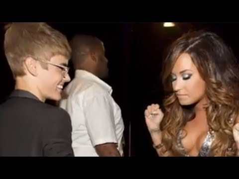 Demi Lovato Throws Serious SHADE at Justin Bieber