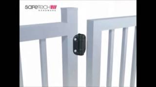 Fence Gate Hinges Installation