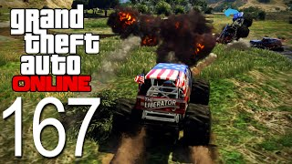 GTA 5 Online - Episode 167 - Swamp Monster!