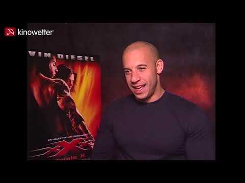 Vin Diesel xXx Interview (2002)