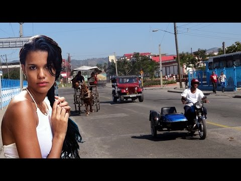 Santiago de cuba, Cuban peoples and the best places to visit 2017 HD