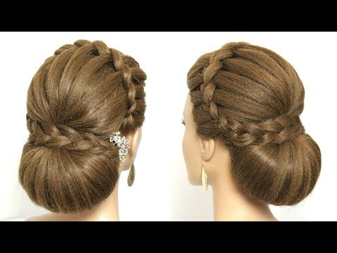 Wedding Hairstyle Tutorial Prom Updos