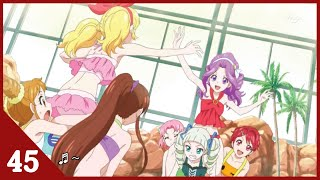 Aikatsu! Bahasa Indonesia Episode 45 - Happy Summer Vacation