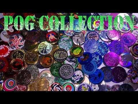 What's in the Box: SLAMMERS! (Pog collection #1)